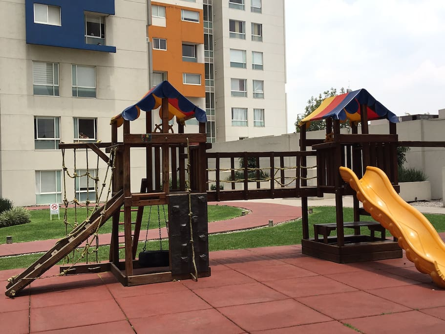 Play Ground Secure Area