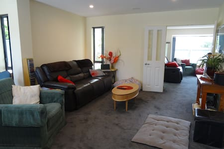 Carmar - Comfortable home in Christchurch - Christchurch