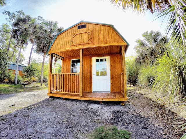 Rustic Cabin in the Everglades - Ochopee - Chatka