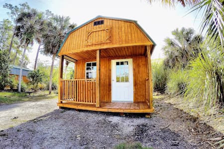 Rustic Cabin in the Everglades - Ochopee