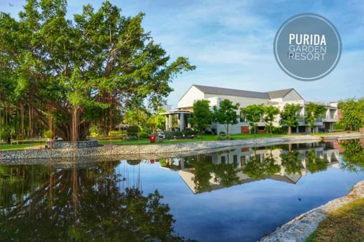 Purida Garden: 14-bedroom House with swimming pool