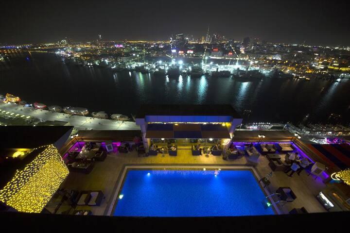 Five Star International Brand Hotel @ lowest rate