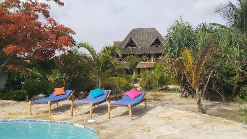 MAUA LOVELY BEACH RESIDENCE - Jambiani - Appartement