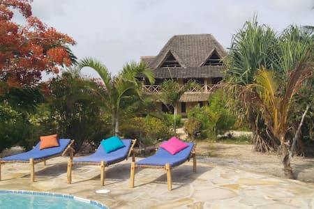 MAUA LOVELY BEACH RESIDENCE - Jambiani - Huoneisto