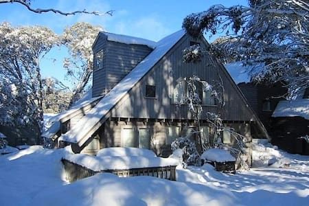 Brumby's - High Country Chalet - Dinner Plain