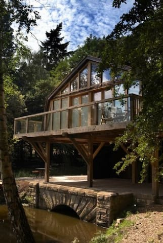 THE BOATHOUSE, Belford - Belford - Haus