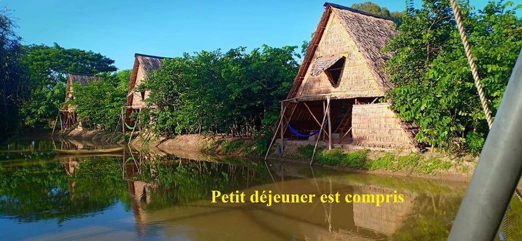 Maison en Bambou Phong - Le Vent