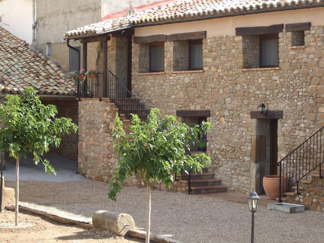 """Casa Bernues - """"Casa Luna"""" - Hoya de Huesca/Plana de Uesca - Rumah"""