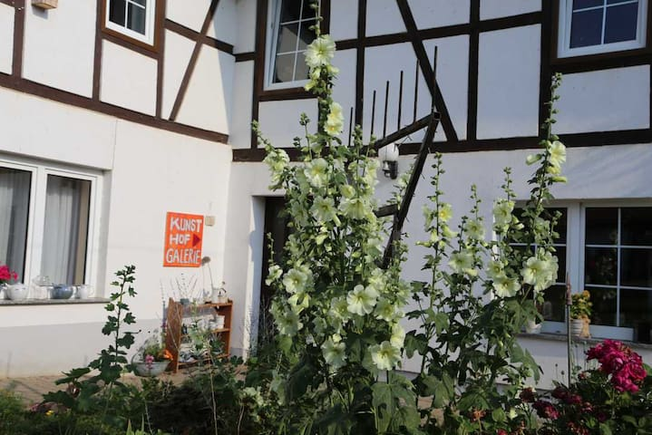 Landhaus LIWET - Taubenschlag - Mansfeld - Apartmen