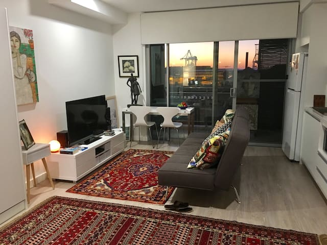Modern Studio with Iconic Freo View - Fremantle - Appartamento
