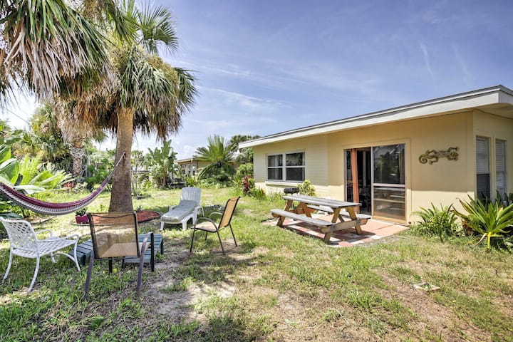NEW! Spacious Home w/ Yard, 0.5 Mi to Ormond Beach