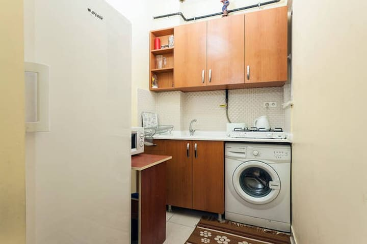 2 Bedroom Entrance floor at Sultanahmet