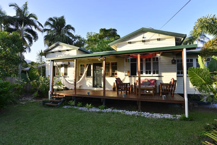 Tropical Queenslander - Mossman - Casa