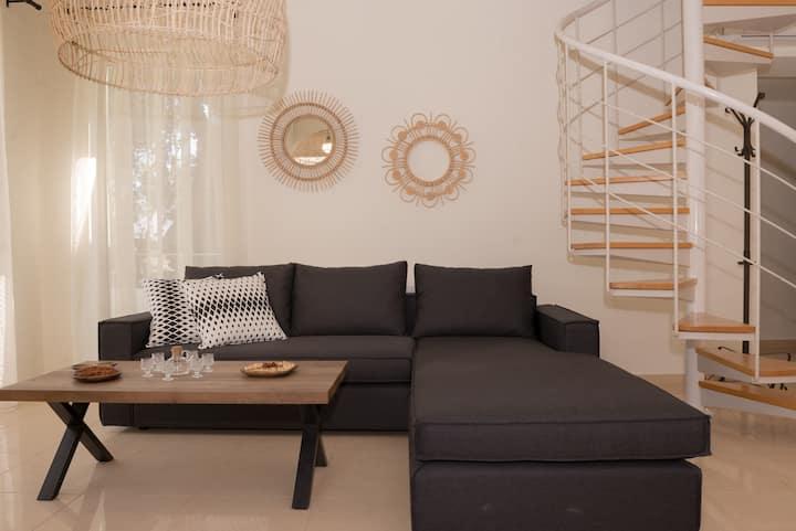 Luxury penthouse in Heraklion