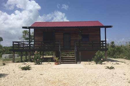 Cozy new cabin in Corozal, Belize
