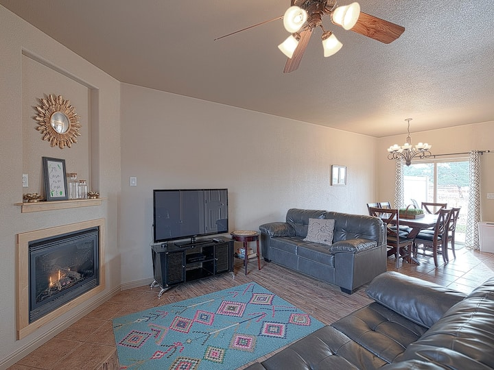 Kanab's Red Rock Townhome