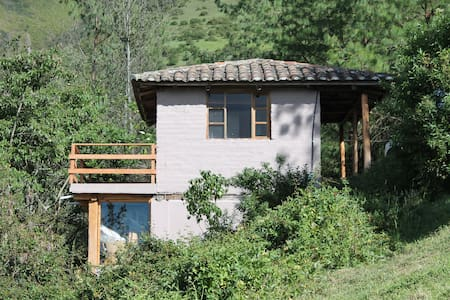 Los Capulíes, cozy cabin and nature for visitors - Quito
