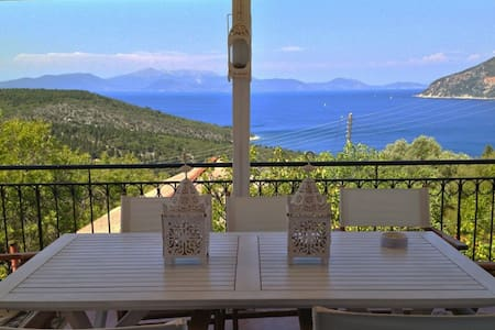 2 Houses with Amazing Sea Views - Evreti