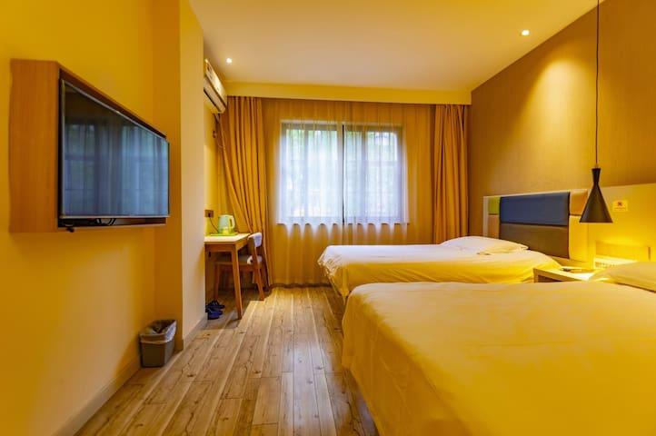 打造一份温馨的享受--欣月酒店