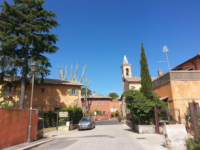 Tempio di Apollo flat & rooms La Storta Vatican RM