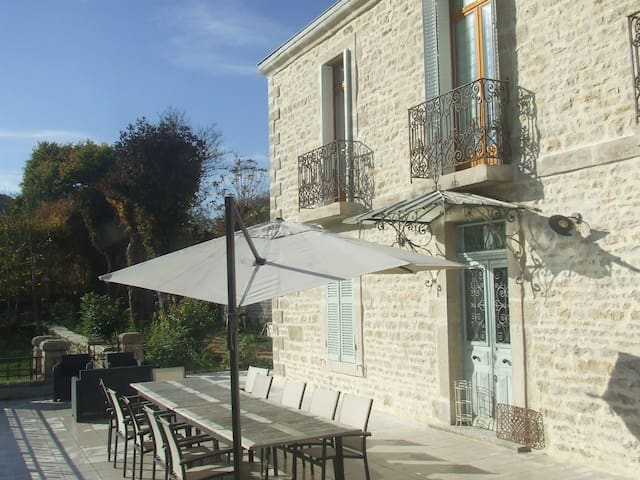 Villa Panama - Barbirey-sur-Ouche - Haus