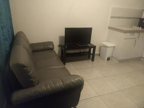 Apartment in Ponce close to La Guancha, A/C, wifi