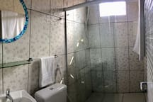 banheiro Kite suite Abis