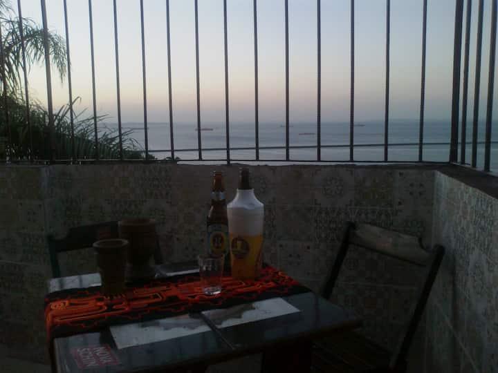 Pelourinho, Salvador Bahia. Casa inteira