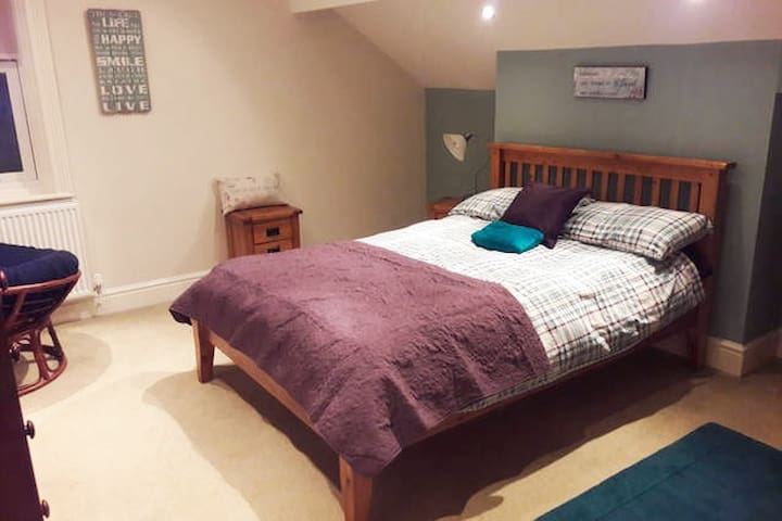 Two stunning double rooms with private bathroom - Worsley