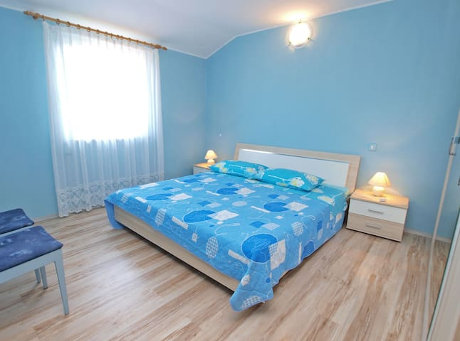"""1266"" Apartment for 4 people - BLUE - Flengi - Apartment"