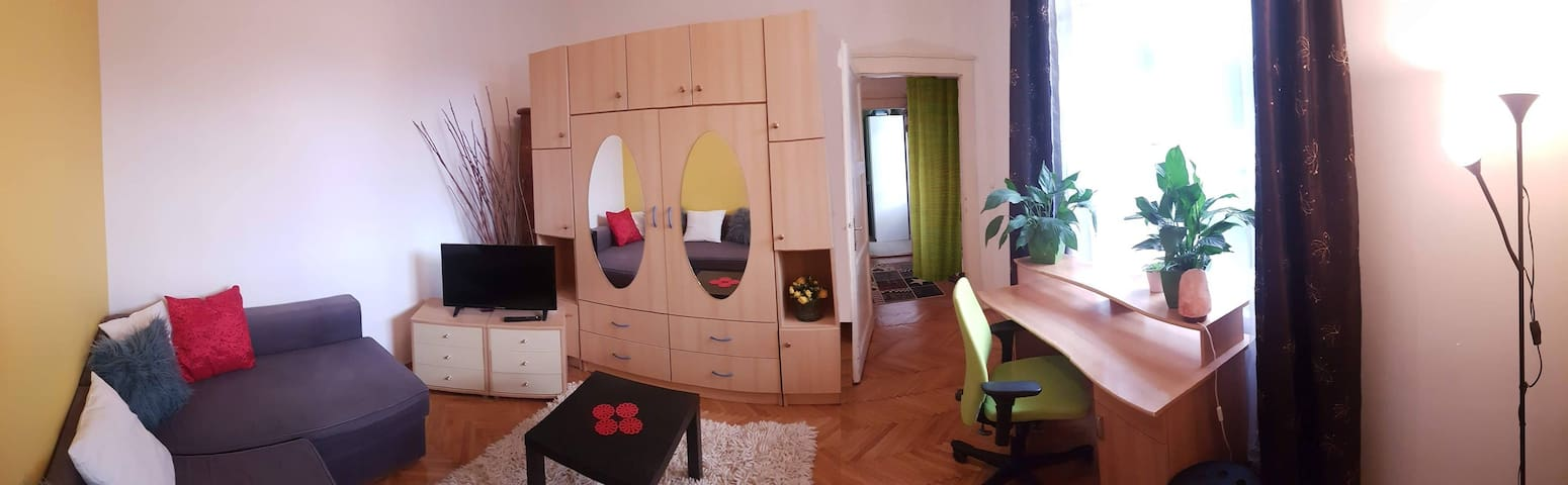 Lovely Apartment in heart of Buda