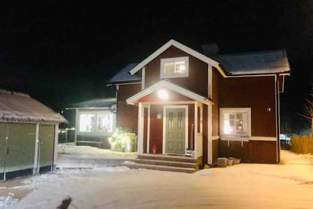 Picturesque countryside villa in Dalarna