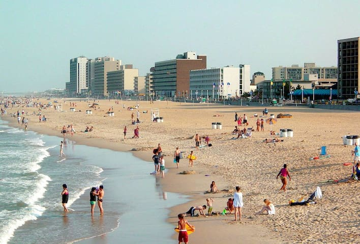 2020 June 6 - June 13 in beautiful Virginia Beach