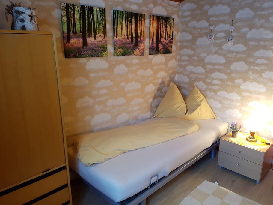 Jugendherberge  ,Einzelzimmer Lavendel
