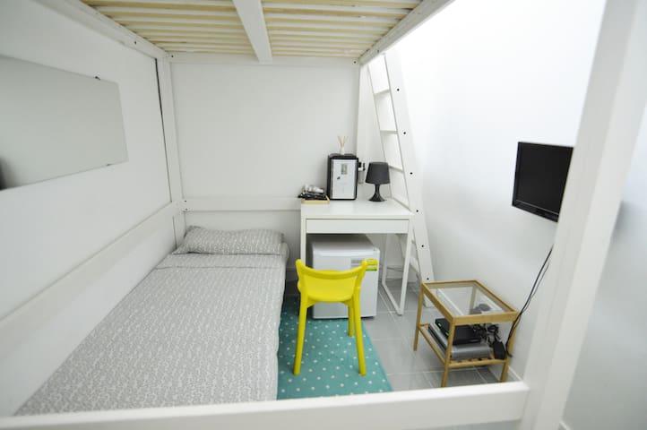 Private Double Room M-5 - Singapore - Huoneisto