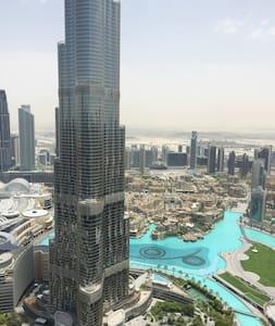 Spectacular 3 BR + Maids full Burj Khalifa view