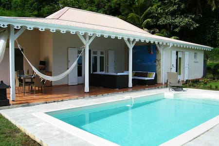 Nice villa with swimming pool - Le Vauclin