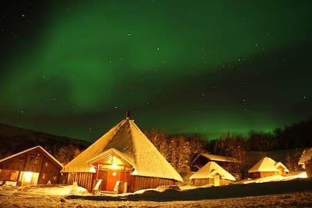 Arctic Cabins - Vestvatn - Bodø - Casa