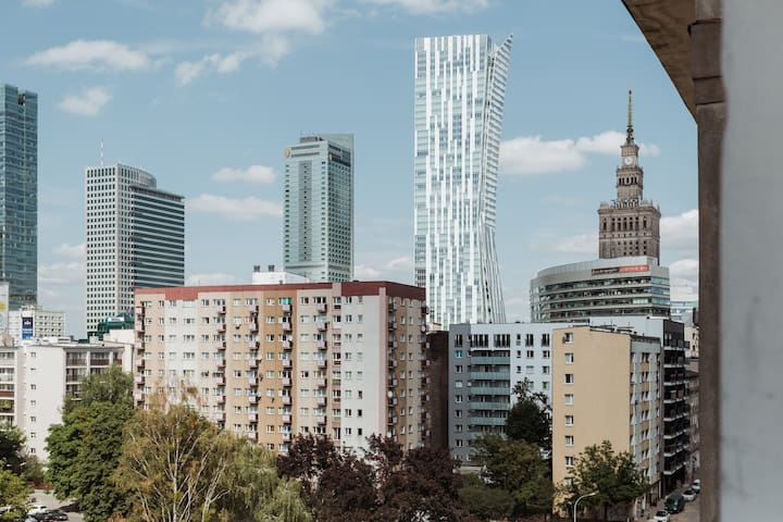 Chill Apartments Heart of Warsaw