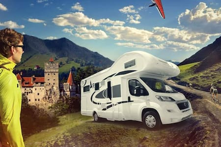 Your hotel on wheels. Haff Motorhome Rental. - Otopeni - Camper/RV
