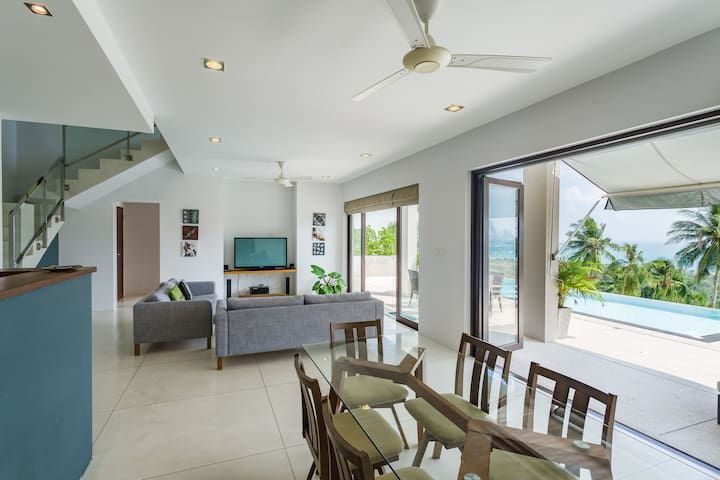 Bay View Villa - Ko Samui - House