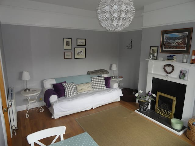 Lovely Bright Spacious Apartment - Peebles - Apartment