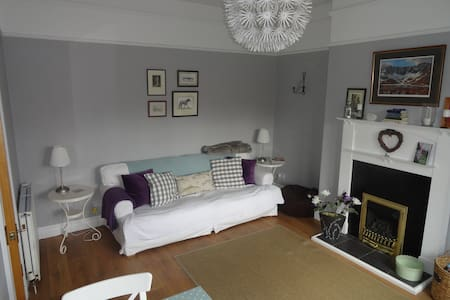 Lovely Bright Spacious Apartment - Peebles
