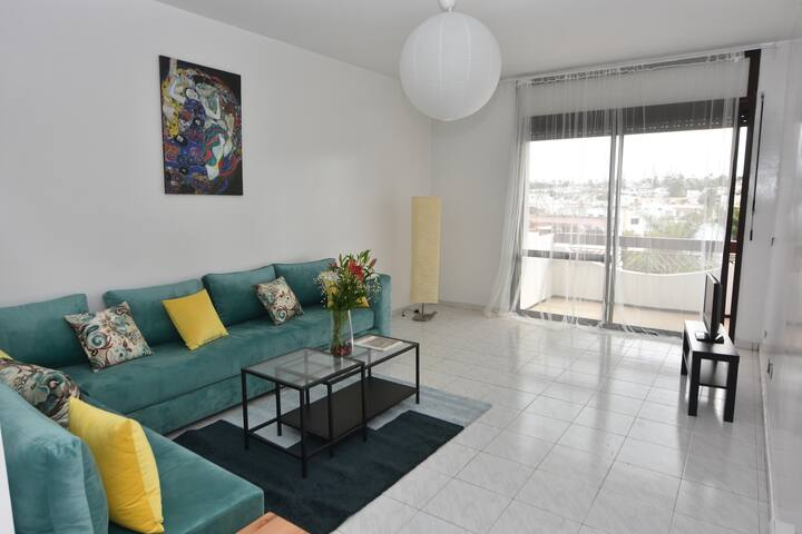 Vienna Art Apartment Rabat with 100sqm