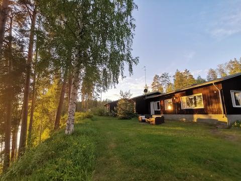 Rivitalo by Saimaa, 2 bedrooms