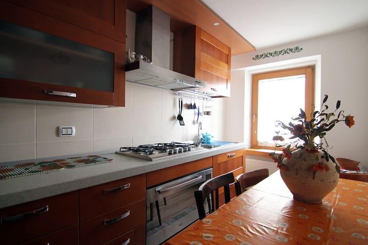 Romantica vacanza nelle Dolomiti - Padola - Lägenhet