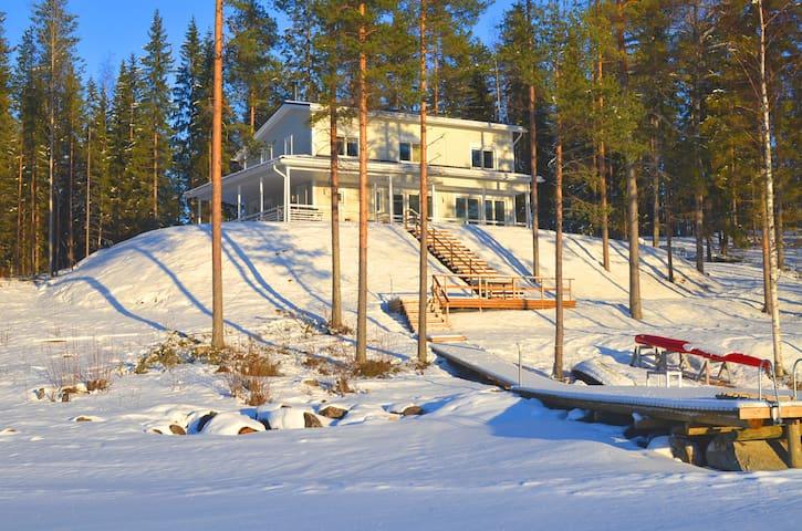 Villa Erika, Kainiemi Villas, min 2 nights