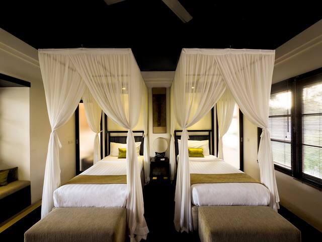 Great 3BR Poolside Villa in Seminyak - Denpasar Selatan - Huoneisto