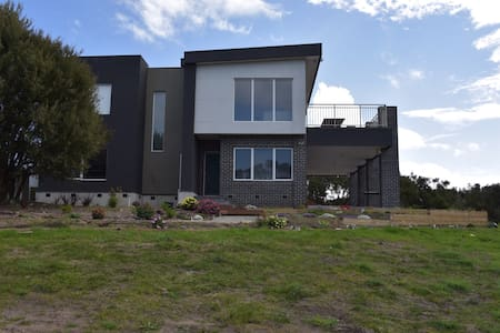 Family beach house with a view! - Rye - House