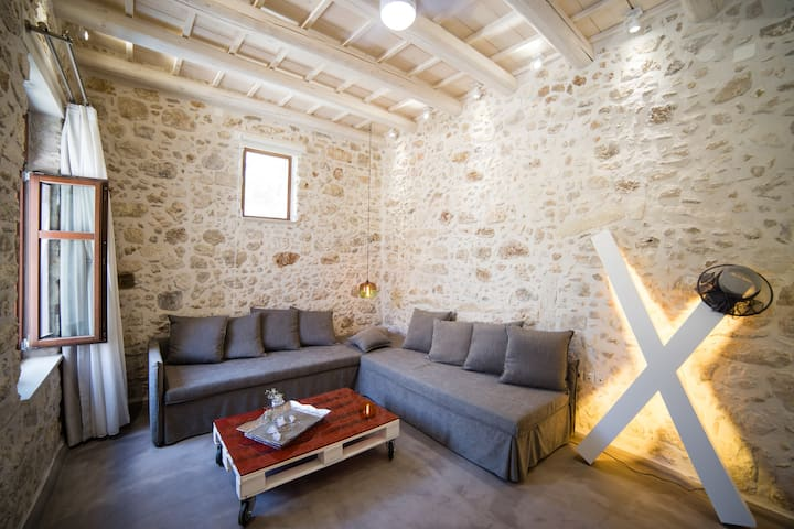 Luxury Residence Alice, in the heart of Old Town! - Rethymno - Hus